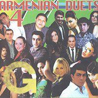 Tarber albomner - Armenian Duets 4
