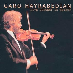 Karo Hayrapetyan - Live Concert in Beirut